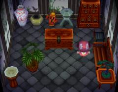 Chico's house interior