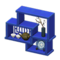 Imperial Decorative Shelves (Blue) NH Icon.png