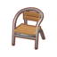 Metal-and-Wood Chair