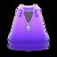 Sleeveless Parka (Purple) NH Icon.png