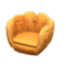 Throwback Mitt Chair (Camel) NH Icon.png