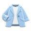 Career Jacket (Light Blue) NH Icon.png