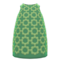 Oversized Print Dress (Green) NH Icon.png