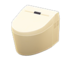 Tankless Toilet (Ivory)