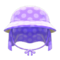 Veiled Gardening Hat (Purple) NH Icon.png