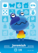 076 Jeremiah amiibo card NA.png