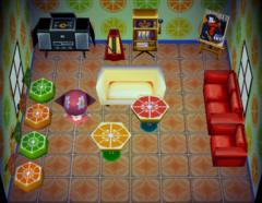 Blaire's house interior