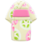 Morning-Glory Yukata (White) NH Icon.png