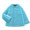 Open-Collar Shirt (Blue) NH Icon.png