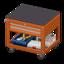 Tool Cart (Orange)