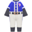 Baseball Uniform (Navy Blue) NH Icon.png