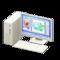 Desktop Computer (White - Art Program) NH Icon.png
