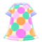 Gumdrop Dress (Pop) NH Icon.png