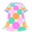 Gumdrop Dress (Pop) NH Icon.png