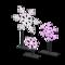 Illuminated Snowflakes (Pink) NH Icon.png