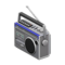 Tape Deck (Silver) NH Icon.png