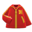 Dance-Team Jacket (Red) NH Icon.png
