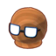 Glinting Square Glasses PC Icon.png