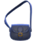 Pleather Shoulder Bag (Navy Blue) NH Icon.png