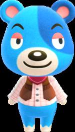 Artwork of Kody the Bear cub
