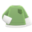 Layered Shirt (Green) NH Icon.png