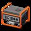 Outdoor Generator (Orange)