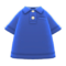 Polo Shirt (Navy Blue) NH Icon.png