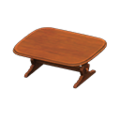 Antique Table (Brown) NH Icon.png