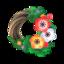 Windflower Wreath