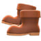 Antique Boots (Brown) NH Icon.png