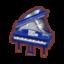 Blue Grand Piano PC Icon.png