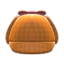 Detective Hat (Brown) NH Icon.png