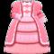 Fashionable Royal Dress (Pink) NH Icon.png