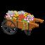 Garden Wagon (Brown)