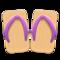 Kimono Sandals (Purple) NH Icon.png