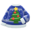 Holiday Sweater (Blue) NH Icon.png