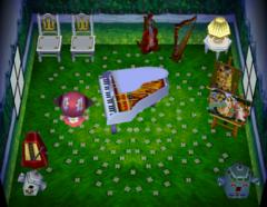 Stella's house interior