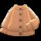 Aran-Knit Cardigan (Beige) NH Icon.png