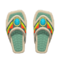 Beaded Sandals (Beige) NH Icon.png