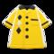 Bowling Shirt (Yellow) NH Icon.png
