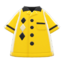 Bowling Shirt (Yellow) NH Icon.png