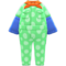 Coveralls with Arm Covers (Green) NH Icon.png