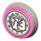 Diner Neon Clock (Pink - B & W Numeral) NH Icon.png