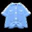Front-Tie Button-Down Shirt