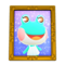 Lily's Photo (Gold) NH Icon.png