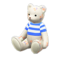 Mama Bear (Floral - Blue Stripes) NH Icon.png