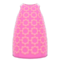Oversized Print Dress (Pink) NH Icon.png
