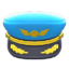 Pilot's Hat (Light Blue) NH Icon.png