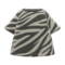 Animal-Stripes Tee (Zebra) NH Icon.png