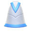 Astro Dress (Blue) NH Icon.png